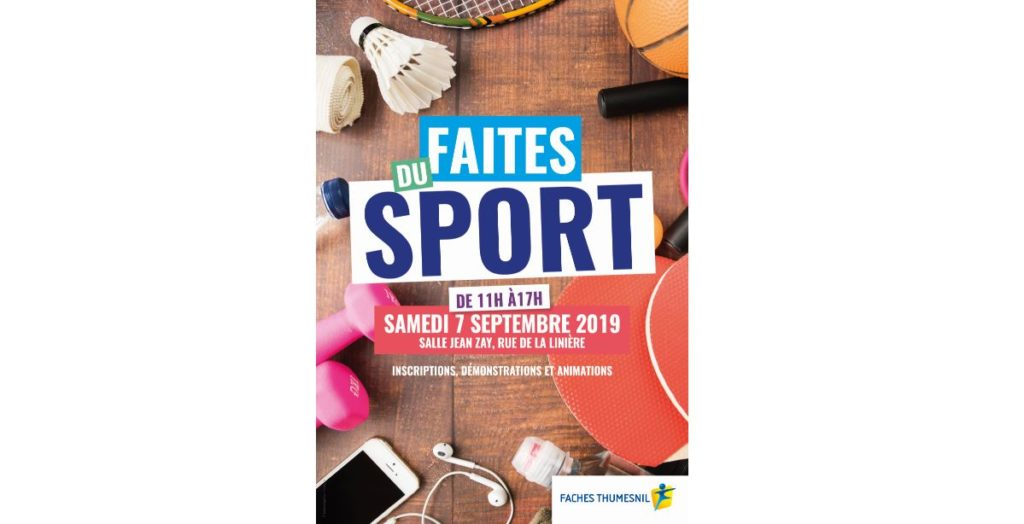 Faites du sport 2019